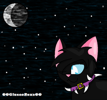 Scourge in the Night by 00GlaceonRoxz00
