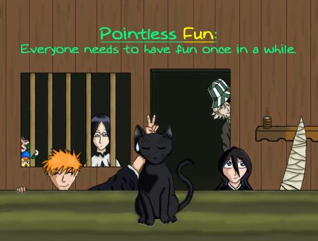 Pointless Fun by fornwalt