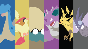 The Team (TwitchPlaysPokemon) by GaryMotherPuckingOak