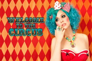 Welcome to the Circus 1 by looooo
