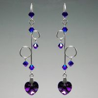 Iridescent Dangle v9- SOLD by YouniquelyChic
