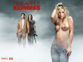 Amber Heard - Pineapple Express by AgentFaux