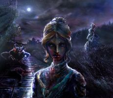 Clive Barker's Undying by RoeeateR