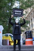 Occupy Wall Street 24 by Radio-Schizo