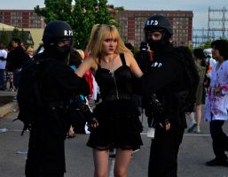 Misa Amane gets Caught by SovietMentality