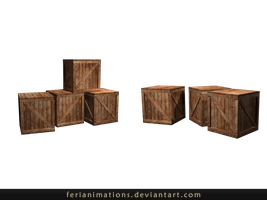 Chest by FeriAnimations