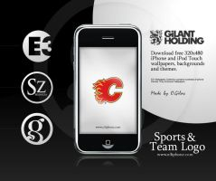 E3iPhone - 021 Sport Team Logo by ogilas