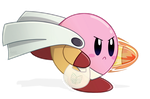One Punch Kirby by JessicaFreaxx