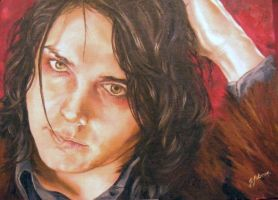 Gerard Way 2 by ObsidianSerpent