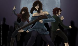 Request - Vampire Academy by AquaWaters