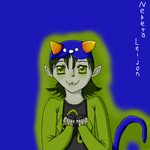 Nepeta Leijon by animelovergirlwolf14