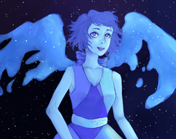 Lapis lazuli by ver-sion