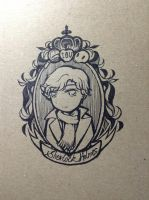 Seal of  Little Sherlock by Sherlocka