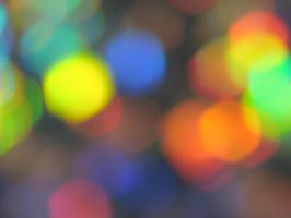 Coloured Bokeh by ciokkolata