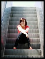 Stairway to heaven by Nitrea
