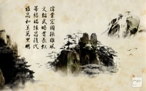 Valleys of China by Marzzel
