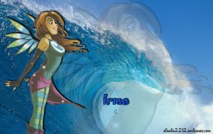 Irma Wallpaper by simsim2212
