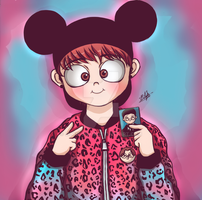 Mickey Taeil by Eilyn-Chan