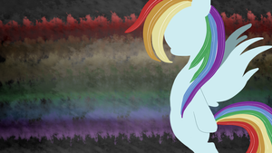 Rainbow Dash Wallpaper by Stein225