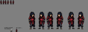 Madara uchiha Jus sprites by zacharyleebrown