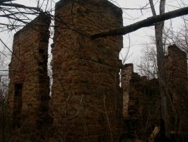 Dilapidated 3 by PeaceFrogArt
