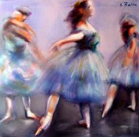 Ballet by Chocococo