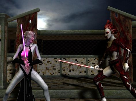 Come to the Darkside ++rework+ by mycirest14