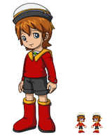 Ovi (Young Chris) Sprite by gold-ring-951