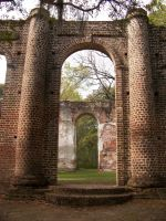 Sheldon Church Ruins 1 by Mourge-stawk