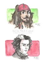 Tribute to Johnny Depp by Mrs-C