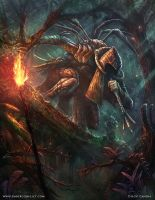 Spitter _ The Ember Conflict by liquidminduk