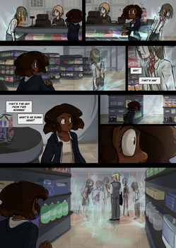 There Are No Wolves - Page 23 by hnkkorgris