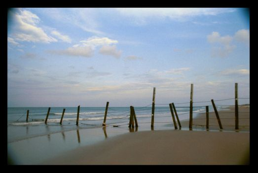 The end of the road at Corolla by chapel4533