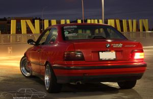 It's Too Loud E36 by KyleAndTheClassics
