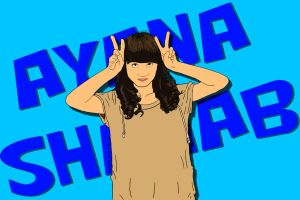 Ayana Shahab by UnHumans
