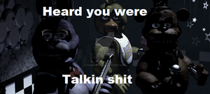 Five Nights at Freddy's Memes by Cobra50A