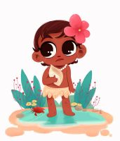 Moana by lujus