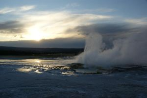 Geyser by create-your-world