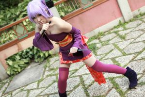 Ayane by TION2287