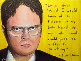 Dwight Schrute by Murderdoll-197666
