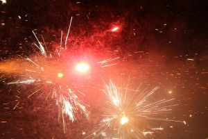 Fireworks Stock 064 by Malleni-Stock