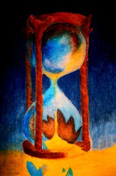 The Time Is Running Out by SilentSilverFang