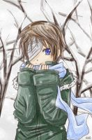 Winter Wonderland - scrib by azure-lycoris