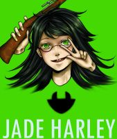 Jade Harley by Cheese3D