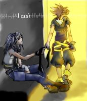 KH: +-Between You and Me-+ by maxwell-kiddo