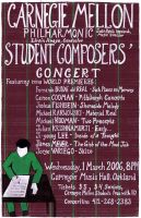 Student Composers' Concert by mitya