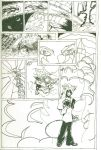 comic black and white by OverlordApocalipse