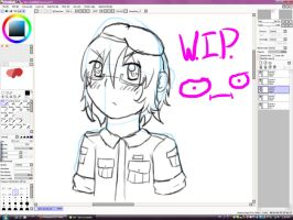 WIP AGAAAAAIIIIINNN :I by Kittycat98