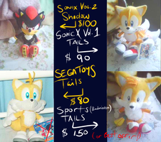 Friend Selling Plush PRICE CUT by SEGAMew