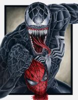 Spider-Man 3 Venom by smlshin